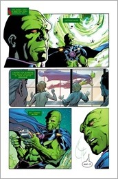 Martian Manhunter/Marvin The Martian Special #1 Preview 3
