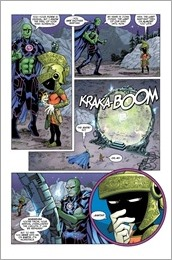 Martian Manhunter/Marvin The Martian Special #1 Preview 5