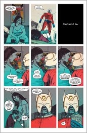 Mister Miracle #1 First Look Preview 3