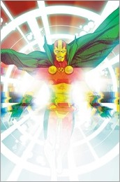 Mister Miracle #1 Cover - Gerads Variant