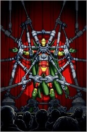 Mister Miracle #1 Cover