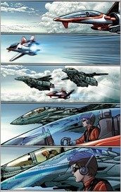 Robotech #1 First Look Preview 4