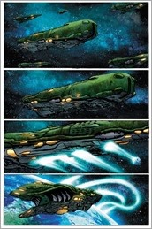 Robotech #1 First Look Preview 5