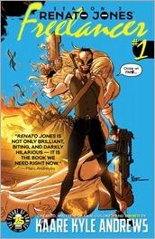 Renato Jones: Season Two #1 Cover