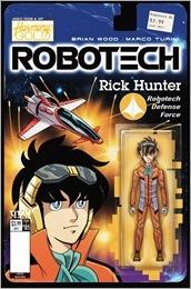 Robotech #1 Cover C - Blair Shedd