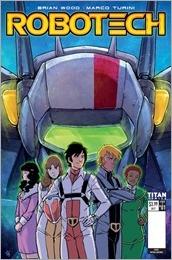 Robotech #1 Cover D - Dialynas