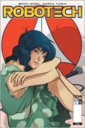 Robotech #1 Cover G - Kerschl - Minmei