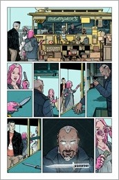 Secret Weapons #2 First Look Preview 5