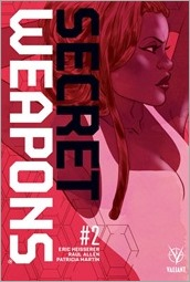 Secret Weapons #2 Cover B - Sauvage