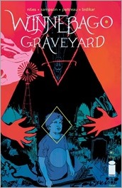 Winnebago Graveyard #1 Cover