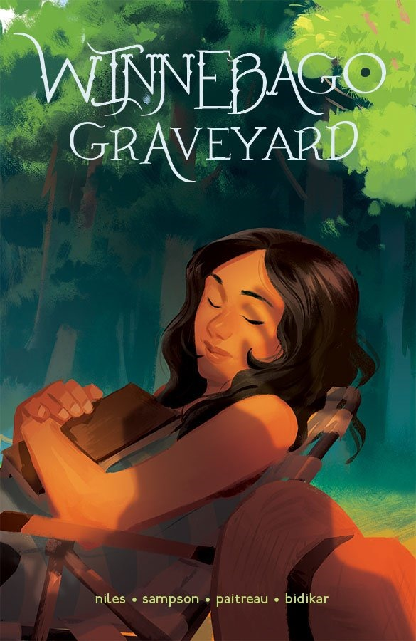 Elegant However, It Is Winnebago Graveyard, By Master Of Horror Steve Niles, That Is Truly Captivating And Disturbing In Equal Measure Later A Winnebago Carries A Young Family Through The Wilderness On Their Vacation The Boy Bobby And