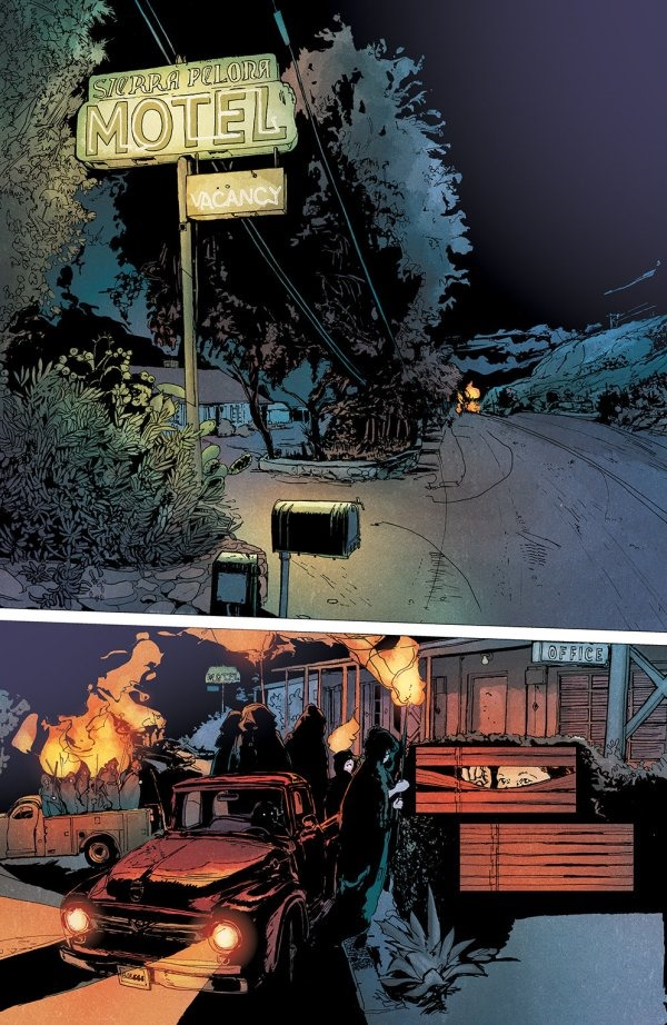 Lastest Final Verdict 91  Winnebago Graveyard 1 Marked A Gruesome Debut, But The Second Issue Is Creepier Still And Even More Tension Filled With A Brilliant Visual Rhythm That Effortlessly Guides Your Eye From Beat To Beat And Scene To Scene