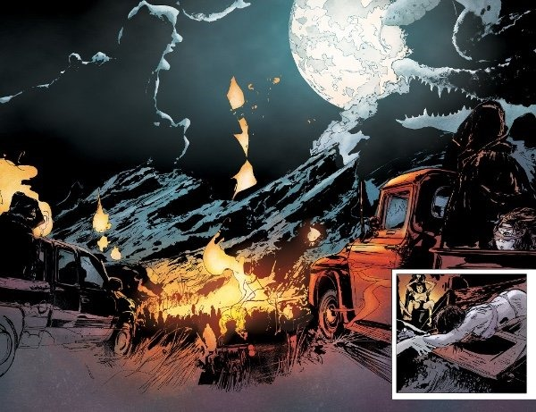 Elegant Winnebago Graveyard 1 Is A Freaky As Fuck I Dont Know Why I Decided To Wait Until Almost 11 PM The Night Before It Came Out To Read And Review It I Havent Been This Terrified By A Comic Book Since Scott Snyder And Jocks Wytches