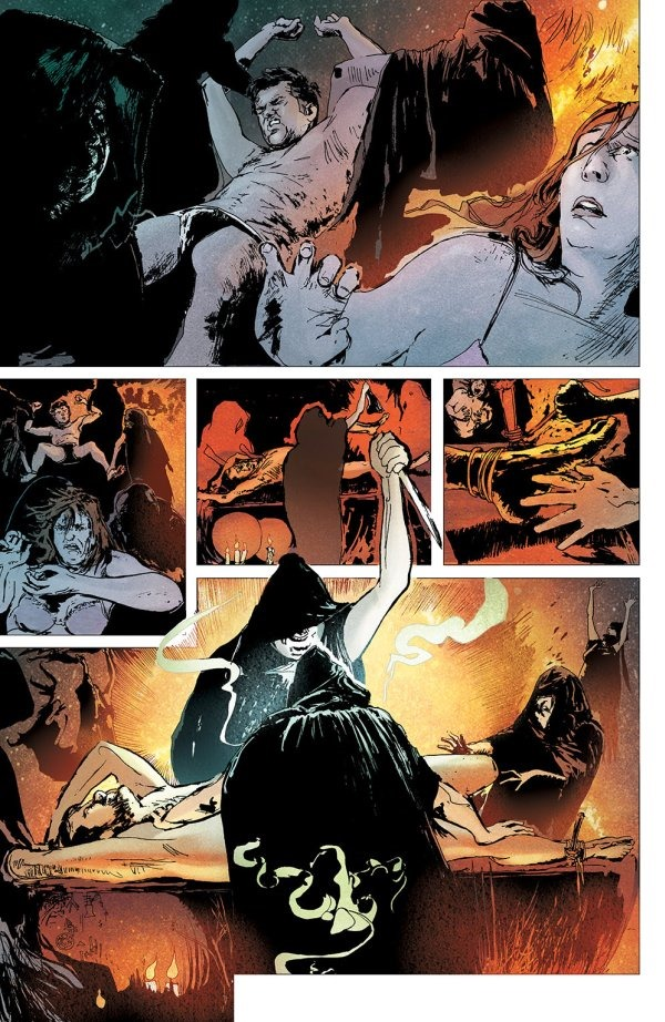 Innovative Heres Your First Look At Winnebago Graveyard 1, A Horror Adventure Story By Creators Steve Niles And Alison Sampson, On Sale June 14th, 2017 From Image Comics WINNEBAGO GRAVEYARDcreated By Steve Niles And