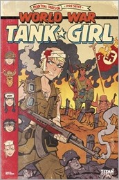 Tank Girl : World War Tank Girl #2 Cover A - Parson