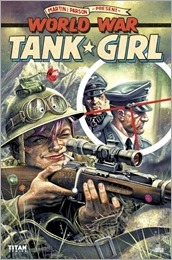 Tank Girl : World War Tank Girl #2 Cover B - Wahl