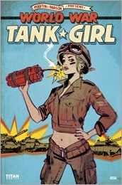 Tank Girl : World War Tank Girl #2 Cover C - Lotay