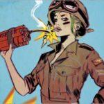 Preview – Tank Girl : World War Tank Girl #2 by Martin & Parson