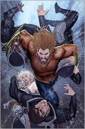 Aquaman #25 Cover