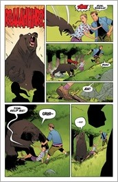 Shirtless Bear-Fighter! #1 Preview 2