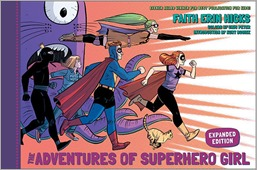 Adventures of Superhero Girl (Expanded Edition) HC Cover
