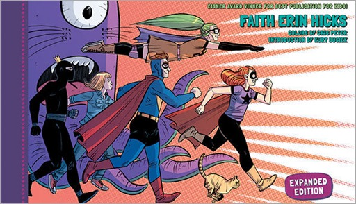 Adventures of Superhero Girl (Expanded Edition) HC
