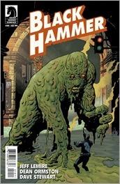 Black Hammer #10 Cover