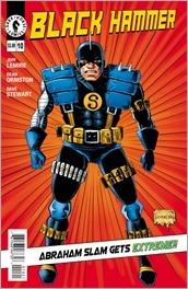 Black Hammer #10 Cover - Lemire Variant