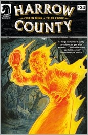 Harrow County #24 Cover