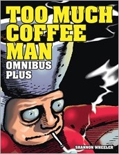 Too Much Coffee Man Omnibus Plus HC Cover