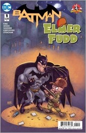 Batman/Elmer Fudd Special #1 Cover - Fingerman Variant