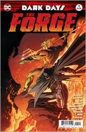 Dark Days: The Forge #1 Cover - Andy Kubert Variant