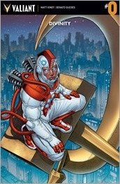 Divinity #0 Cover A - Ryp