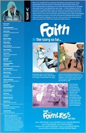 Faith #12 Preview 1