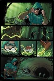 Green Arrow #26 First Look Preview 2