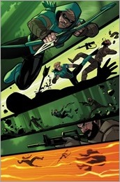 Green Arrow #26 First Look Preview 3