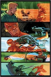 Green Arrow #26 First Look Preview 4