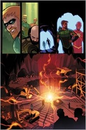 Green Arrow #26 First Look Preview 5