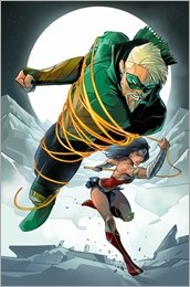 Green Arrow #27 Cover