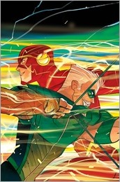 Green Arrow #26 Cover
