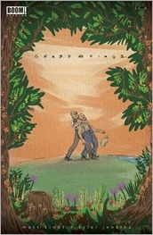 Grass Kings #4 Cover B - Kindt