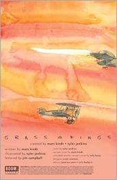 Grass Kings #4 Preview 1