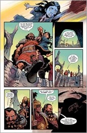 Kill The Minotaur #1 Preview 3