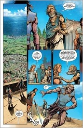 Kill The Minotaur #1 Preview 5