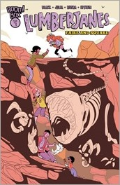 Lumberjanes 2017 Special #1: Faire and Square Cover A - Xu