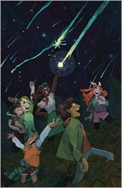 Lumberjanes 2017 Special #1: Faire and Square Cover B - Thurrott