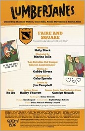 Lumberjanes 2017 Special #1: Faire and Square Preview 1