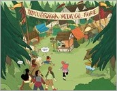 Lumberjanes 2017 Special #1: Faire and Square Preview 4