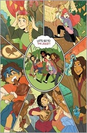 Lumberjanes 2017 Special #1: Faire and Square Preview 5