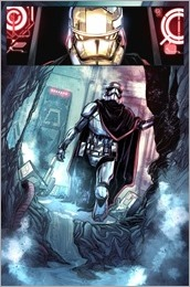 Journey to Star Wars: The Last Jedi - Captain Phasma #1 First Look Preview 1